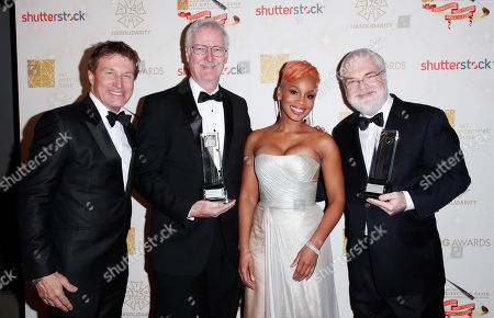 Nelson Coates, John Musker, Anika Noni Rose and Ron Clements