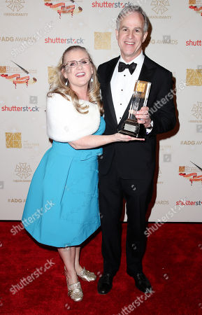 Nancy Cartwright and Harley Jessup