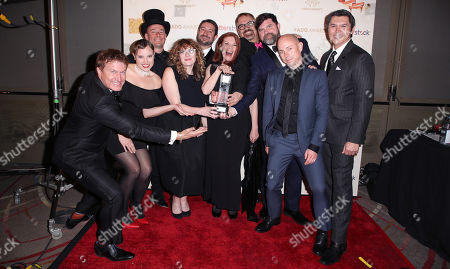 Nelson Coates, Candice Myers, Drew Simmons, Vanessa Riegel, Steve Broussard, Cate Bangs, Harry Otto, Todd Fjelsted, Ryan Watson and Lou Diamond Phillips