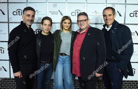 Editorial photo of Sir Lucian Grainge's 2018 Artist Showcase presented by American Airlines and Citi, New York, USA - 16 Jan 2018