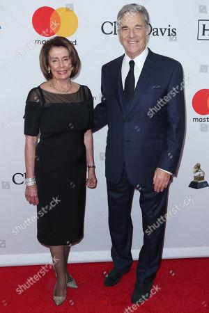 Nancy Pelosi and Paul Pelosi