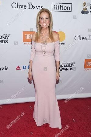 Stock Photo of Kathy Lee Gifford arrives at the 2018 Pre-Grammy Gala And Salute To Industry Icons at the Sheraton New York Times Square Hotel, in New York