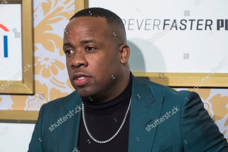 Yo Gotti attends the Roc Nation pre-Grammy brunch at One World Trade Center, in New York