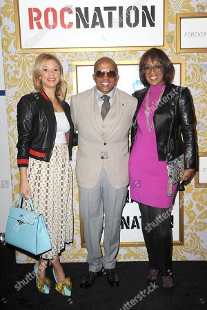 Kevin Liles, Gayle King