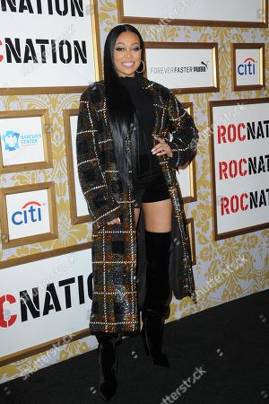 Editorial picture of Roc Nation's The Brunch, New York, USA - 27 Jan 2018