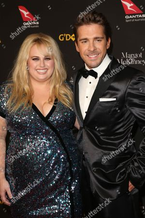 Editorial picture of G'Day USA Black Tie Gala, Arrivals, Los Angeles, USA - 27 Jan 2018