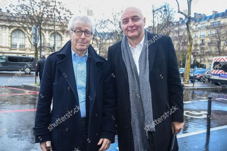 Didier Grumbach, Pascal Morand