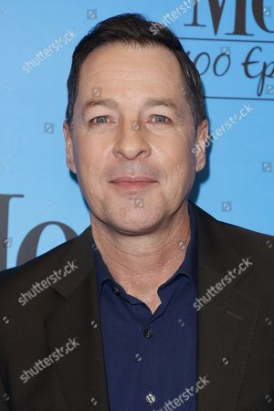 """Stock Photo of French Stewart arrives at the """"Mom"""" 100th Episode Celebration, in Los Angeles"""