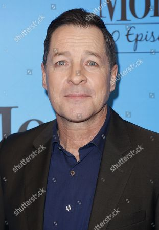 """Stock Picture of French Stewart arrives at the """"Mom"""" 100th Episode Celebration, in Los Angeles"""