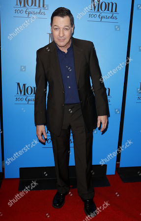 """Editorial photo of """"Mom"""" 100th Episode Celebration, Los Angeles, USA - 27 Jan 2018"""