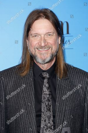 "Don McManus arrives at the ""Mom"" 100th Episode Celebration, in Los Angeles"