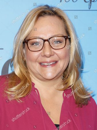 """Nicole Sullivan arrives at the """"Mom"""" 100th Episode Celebration, in Los Angeles"""