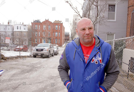 "Dana White, president of the Ultimate Fighting Championship, the largest mixed martial arts organization in the world in his old neighborhood the ""Southie"" section of Boston. Long before he ran the UFC White was a ""Southie"" trying to make his way in boxing who dodged the money collectors for notorious crime boss Whitey Bulger that came knocking at his door"
