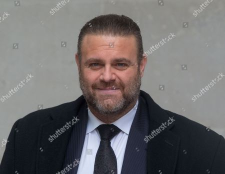 Maltese Opera Singer, Joseph Calleja,leaves after appearing on 'The Andrew Marr' Television Show