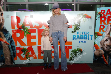 """Editorial photo of Columbia Pictures' and Sony Pictures Animation Present The New York Influencer Screening of """"PETER RABBIT"""", New York, USA - 28 Jan 2018"""