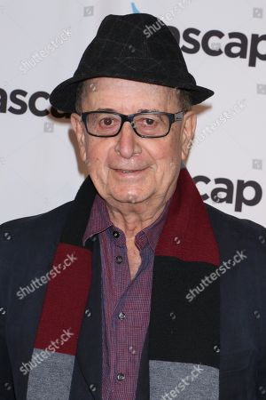 Editorial photo of ASCAP Grammy Nominees Reception, Arrivals, New York, USA - 27 Jan 2018