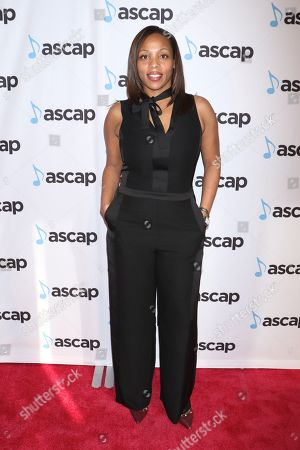 Stock Image of Nicole George-Middleton, ASCAP Membership SVP