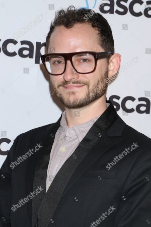 Editorial image of ASCAP Grammy Nominees Reception, Arrivals, New York, USA - 27 Jan 2018
