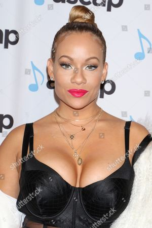 Editorial picture of ASCAP Grammy Nominees Reception, Arrivals, New York, USA - 27 Jan 2018