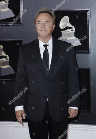 Editorial photo of Arrivals - 60th Annual Grammy Awards, New York, USA - 28 Jan 2018