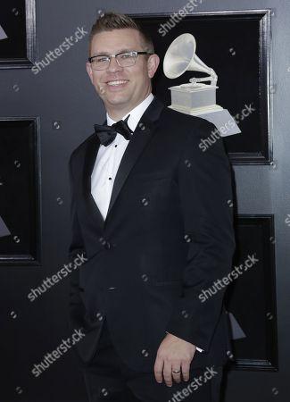 Stock Image of Brian Schmidt