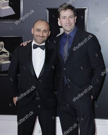 Amir Bar-Lev and Ken Dornstein