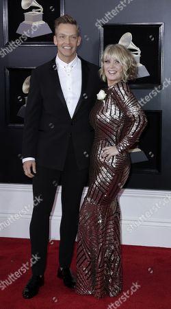 Bernie Herms and Natalie Grant