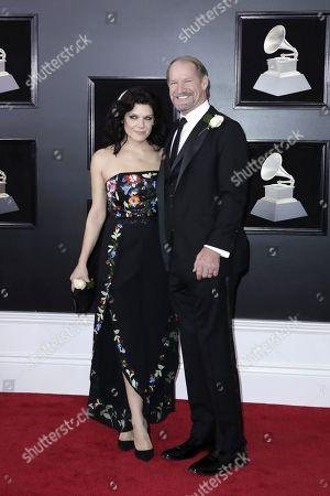 Veronica Stigeler and Bill Cowher