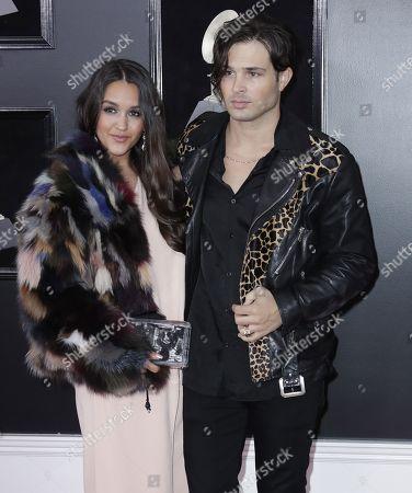 Stephanie Longo and Cody Longo