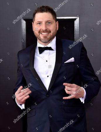 Editorial image of 60th Annual Grammy Awards - Arrivals, New York, USA - 28 Jan 2018