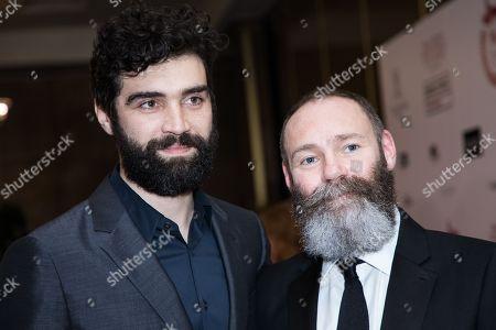 Alec Secareanu and Francis Lee