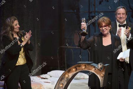 Editorial photo of Gaudi Awards of the Catalan Cinema, Barcelona, Spain - 28 Jan 2018