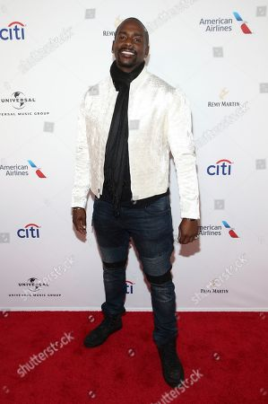 Keith Robinson attends the Universal Music Group's 2018 After Party for the Grammy Awards presented by American Airlines and Citi on in New York