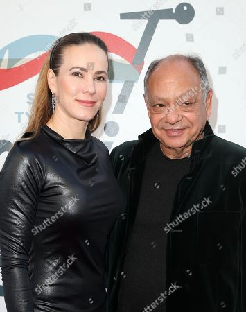 Editorial image of Janie's Fund annual Grammy Awards viewing party, Arrivals, Los Angeles, USA - 28 Jan 2018