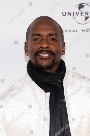 Stock Photo of Keith Robinson attends the Universal Music Group's Grammy after party at Spring Studios, in New York