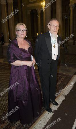 Ingvar Kamprad, Eva Lundell Fragnière, Official dinner, Royal Palace of Stockholm