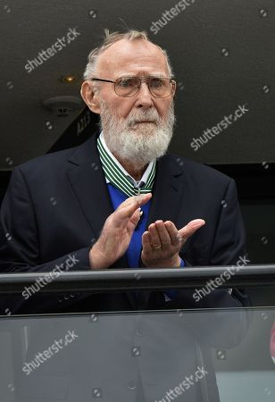 Ingvar Kamprad, Inauguration of the IKEA museum in Älmhult, Småland, Sweden in June 2016