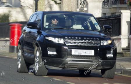 Fadi Fawaz. George Michael's Boyfriend Fadi Fawaz Returning To His Home Near Regent's Park. 05/01/2017 Reporter Neil Sears.