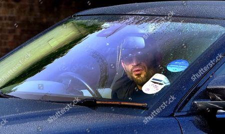 Fadi Fawaz. George Michael's Former Boyfriend Fadi Fawaz Leaving His Home Near Regent's Park In London. 08/01/2017.