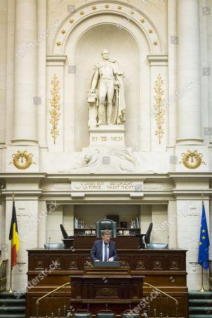 Siegfried Bracke, President of the Chamber