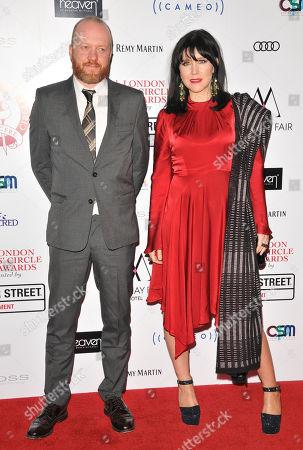 Steve Oram and Alice Lowe