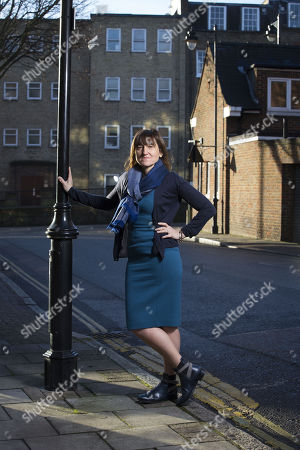 Editorial image of Baroness Beeban Kidron photoshoot, London, UK - 19 Dec 2017