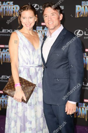 Stock Photo of Terry Notary and Guest