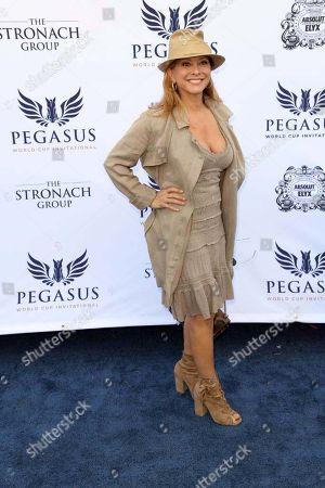 Editorial photo of Pegasus World Cup Invitational, Arrivals, Hallandale Beach, USA - 27 Jan 2018