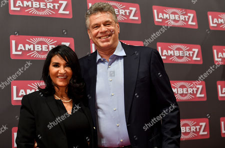 Editorial photo of Lambertz Monday Schoko Night 2018 in Cologne, Germany - 29 Jan 2018