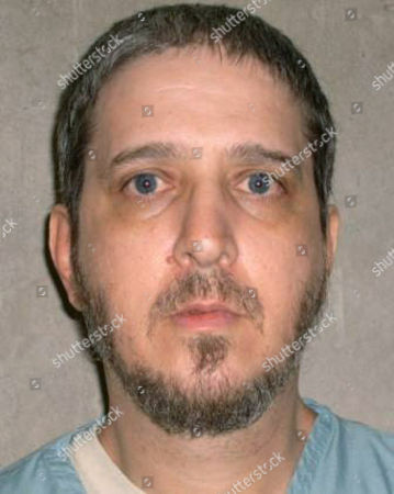 Provided by the Oklahoma Department of Corrections shows death row inmate Richard Glossip. The Oklahoma Court of Criminal Appeals has set execution dates for three death row inmates who had challenged a drug that will be used in their lethal injections. Execution dates of for 52-year-old Glossip, Oct. 7, 2015 for 50-year-old Benjamin Robert Cole, and Oct. 28, 2015 for 54-year-old John Marion Grant have been scheduled