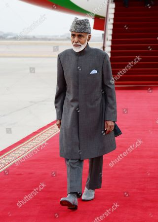 Made available, by Oman News Agency, Sultan Qaboos bin Said of Oman arrives in Muscat, Oman. Oman's announcement on Sunday, Sept. 20, 2015, that it negotiated the release of foreign hostages held by Yemen's Shiite Houthi rebels is the most recent example of the unassuming sultanate wielding its influence as one of the Middle East's most useful mediators of thorny disputes