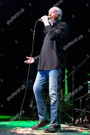 Stock Photo of Roger Chapman