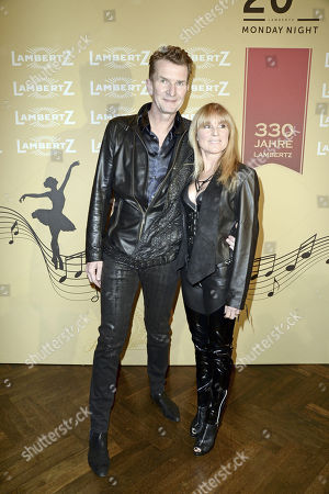 Michael Gross, Ilona Gross