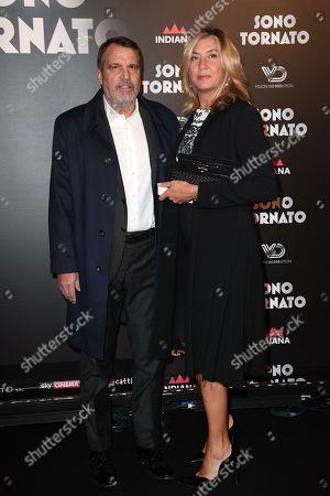 Marco Tardelli, Myrta Merlino